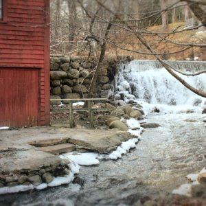 The Old Crist Mill